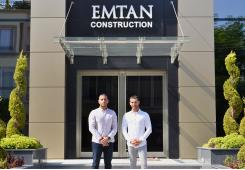 "Interview with Directors of Emtan Construction | ""Emtan West Park: It has an Exceptionally Beautiful Architecture!"""
